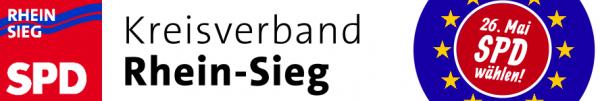 Logo: SPD Rhein-Sieg